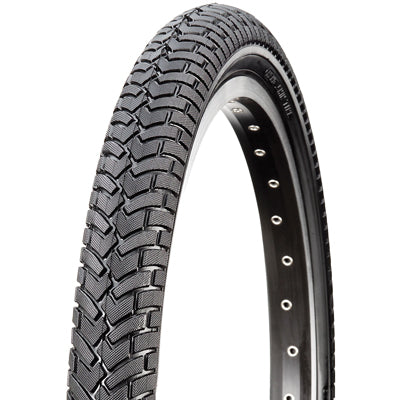 CS TIRE,20X1.95,STREET, B/W C1213N,BLACK