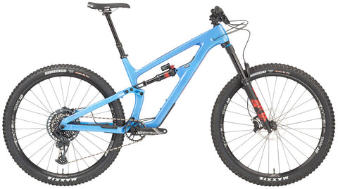 NEW Salsa Blackthorn Carbon GX Eagle - Blue Mountain Bike