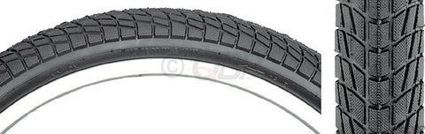 NEW Kenda Kontact K841 Tire - 20 x 1.95, Clincher, Steel, Black, 60tpi