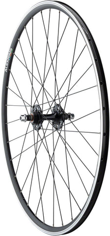 NEW Track Rear Wheel Black 700c Formula Cartridge Fixed/Free / Alex DA22