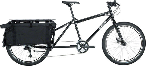 NEW Surly Big Dummy - Blacktacular Cargo Bike