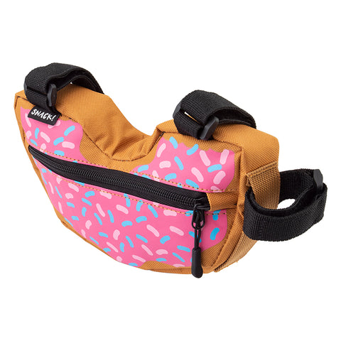 NEW Snack! Donut Bicycle Frame Bag