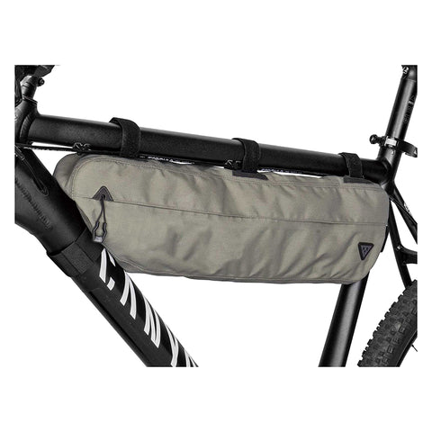NEW Topeak MidLoader Middle Mount Bikepacking Frame Bag Gravel Touring Bike