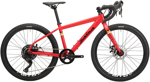 NEW Salsa Journeyman 24 Bike - Red Kids Bikes