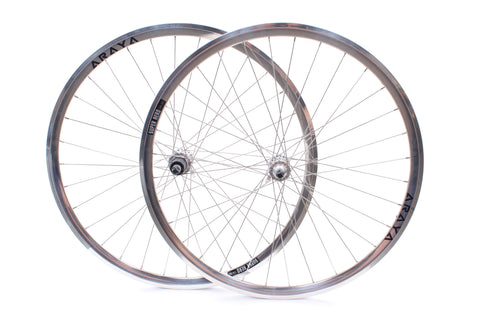 NEW Araya SA-730 700c Alloy Clincher Wheelset 8-11 Speed Shimano/Sram Road