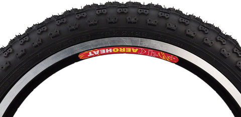 "NEW Kenda K50 Tire 18 x 2.125"" Steel Bead Black"