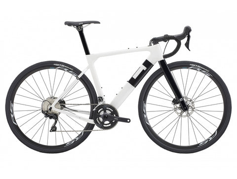 NEW 3T Exploro 105 Carbon Gravel Bike/White Black - Small