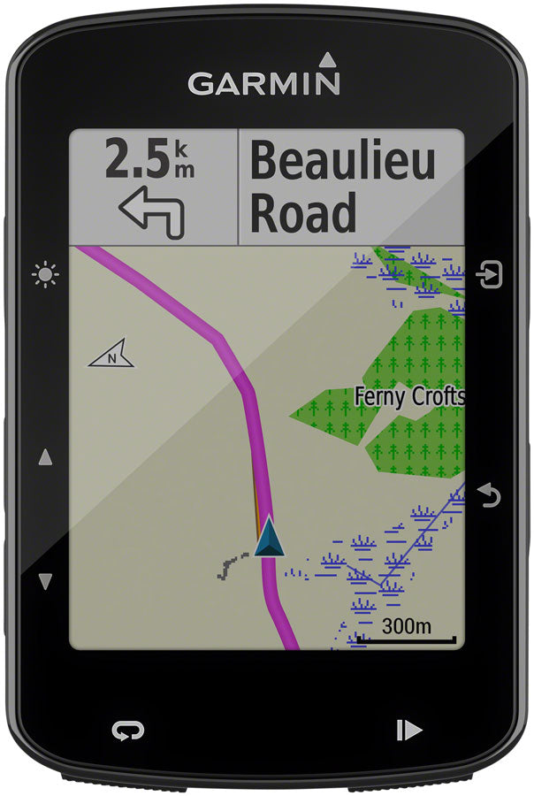 NEW Garmin Edge 520 Plus GPS Cycling Computer: Black