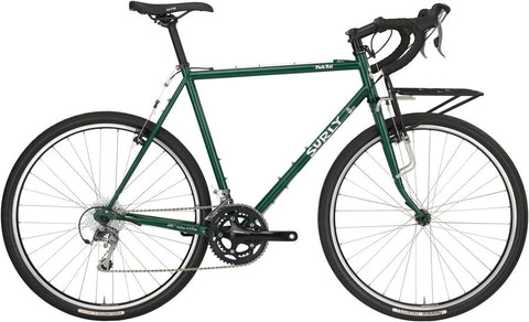 NEW Surly Pack Rat - Get In Green Touring Bike
