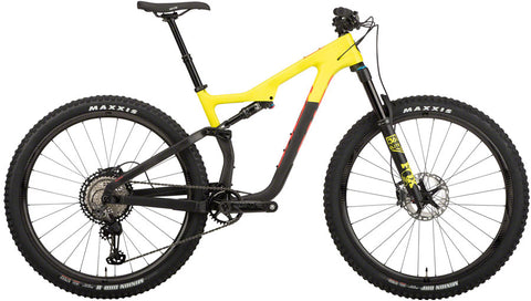 NEW Salsa Horsethief Carbon XTR - Yellow/Raw Mountain Bike