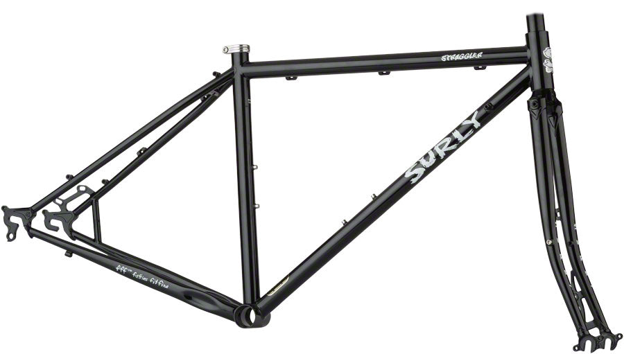 NEW Surly Straggler 700c Black Cyclocross Frame