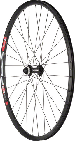 "NEW Quality Wheels Deore M610/DT 533d Front Wheel - 29"", 15 x 110mm, Center-Lock, Black"
