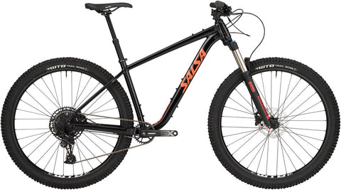NEW Salsa Rangefinder SX Eagle 29 - Black Mountain Bike