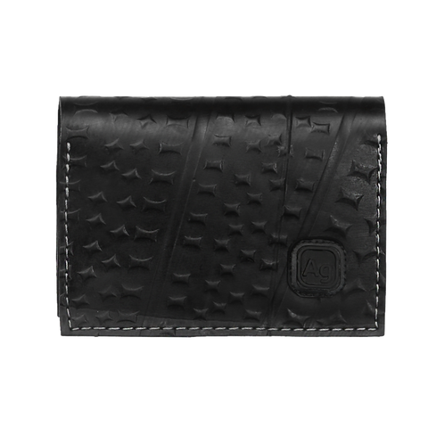 UPCYCLED Alchemy Goods Belltown-Minimalist Inner Tube Wallet - Around the Cycle