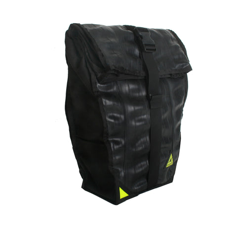 NEW GREEN GURU HIGH ROLLER 36L BACKPACK PANNIER
