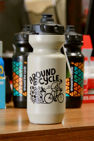 ATC Eric Junker Mural Purist Water Bottle 22oz Sand