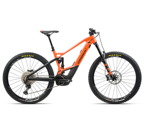 NEW Orbea Wild FS M20 E-Mountain Electric Bike Carbon Full Suspension