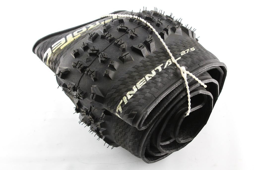 "NEW Take Off Continental Trail King 27.5"" x 2.4"" Folding Bead ProTection Casing"