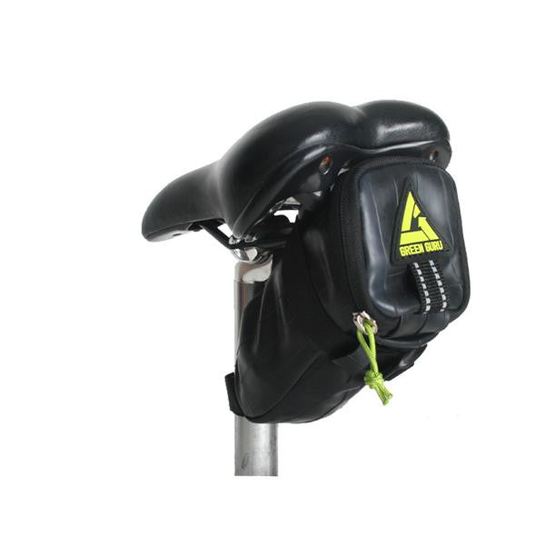 NEW GREEN GURU SHIFTER SADDLE BAG