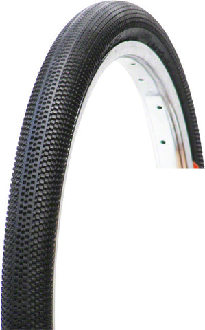 "NEW Vee Tire Co. MK3 BMX Tire: 24"" x 1-3/8"" Folding Bead Black"