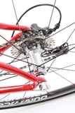 USED 2009 Specialized Tarmac Pro 58cm XL Carbon Road Bike Dura Ace 16 lbs