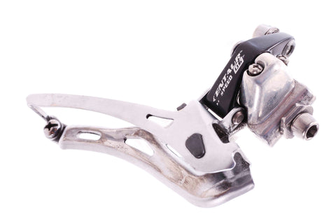 USED Campagnolo Centaur QS 2x10 Speed Front Derailleur Braze On Road Bike