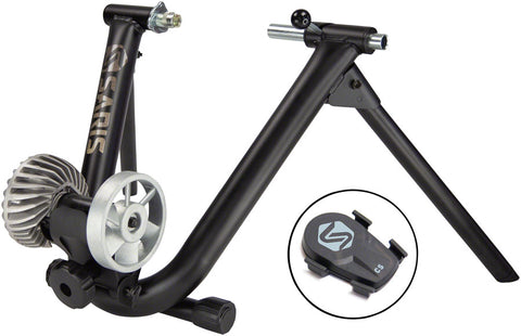 NEW Saris 1029T Fluid Trainer-Fluid Resistance, Smart Equipped