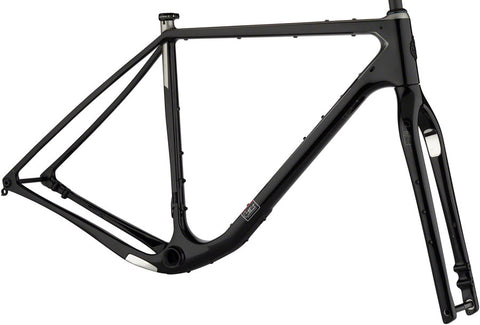 NEW Salsa Cutthroat Carbon Frameset - Black All-Road Frame