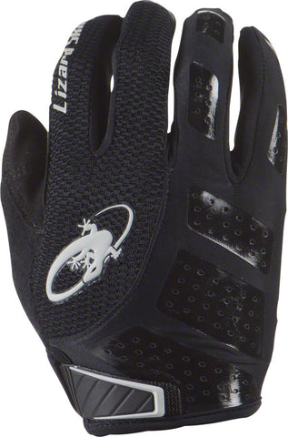 NEW Lizard Skins Monitor SL Gloves: Jet Black LG