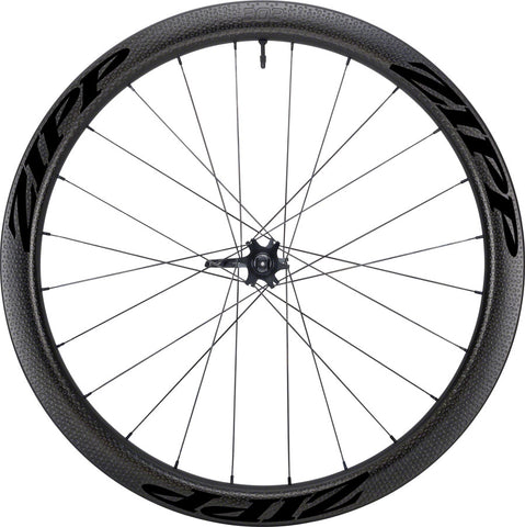 NEW Zipp Speed Weaponry 303 Firecrest Front Wheel - 650b, 12/15 x 100mm, 6-Bolt, Black