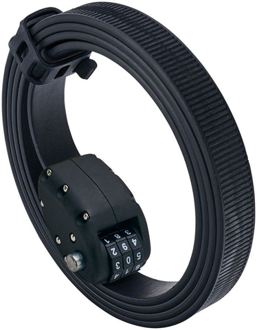 "NEW OTTOLOCK Cinch Lock: 60"", Stealth Black"
