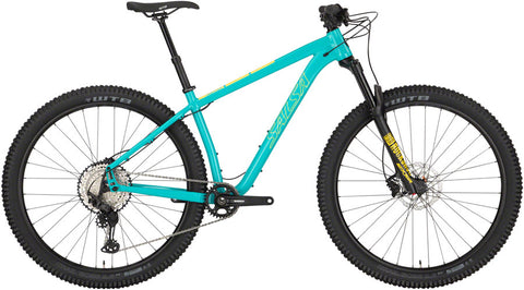 NEW Salsa Timberjack XT 29 - Teal Mountain Bike