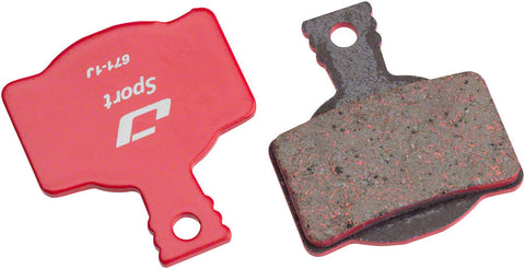 NEW Jagwire Mountain Sport Semi-Metallic Disc Brake Pads for Magura MT8, MT6, MT4, MT2