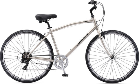 NEW 2021 Jamis Citizen BKTRIM Hybrid Bike Sahara Silver