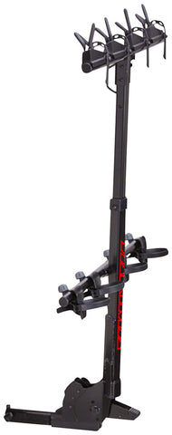 "NEW Yakima Hangover Hitch Bike Rack - 4-Bike, 2"" Receiver, Black"