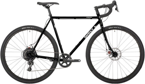 NEW Surly Straggler - Black 700 Cyclocross Bike