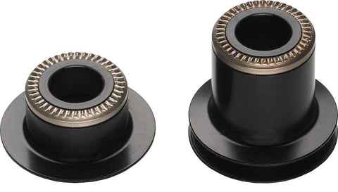 NEW DT Swiss 10mm Thru Bolt conversion end caps for 9/10 speed Rear Hubs: Fits 240, 240 SS, 350 and 440