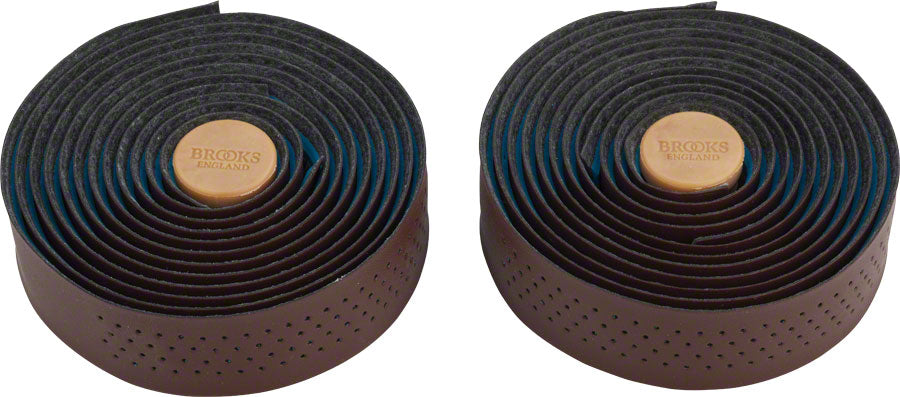 New Brooks Microfiber Padded 3 mm Tape Brown