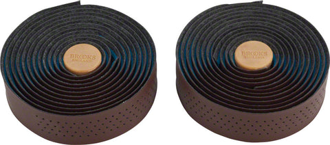 NEW Brooks Microfiber Padded 3mm Tape Brown