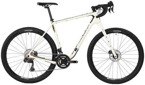 NEW Salsa Cutthroat Carbon GRX 810 Di2 - Off White All-Road Bike