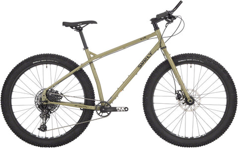 "NEW Surly ECR - 27.5"", Tank Green Touring Bike"