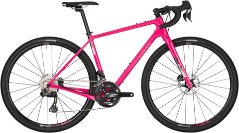 NEW Salsa Warbird Carbon GRX 810 Di2 - Pink All-Road Bike
