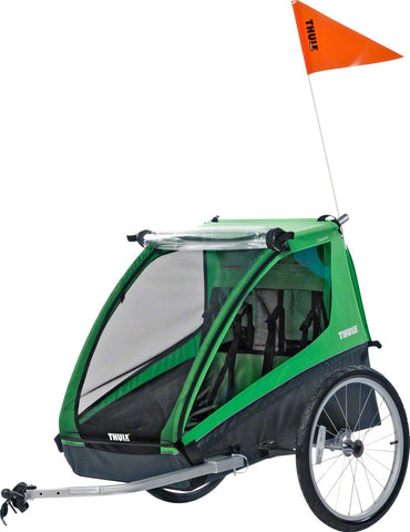 NEW Thule Cadence 2: Trailer Green