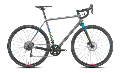 NEW 2020 Niner RLT 9 Steel Gravel Bike, 2-STAR SHIMANO GRX 400