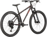 NEW Surly Krampus Front Suspension - Demonic Sparkle Party Mountain Bike