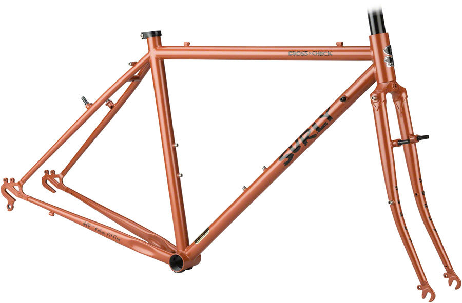 NEW Surly Cross Check Mule Mug Cyclocross Frame