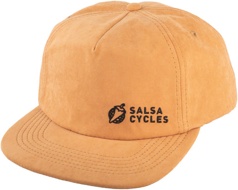 NEW Salsa Done and Dusted Snapback Cap - Tan, One Size