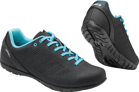 NEW Louis Garneau Opal Women's Cycling Shoe, Black