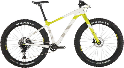 NEW Salsa Beargrease Carbon GX Eagle White Fat Bike