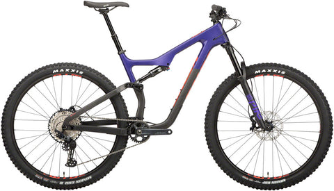 NEW 2020 Salsa Horsethief Carbon SLX - Purple/Black Mountain Bike